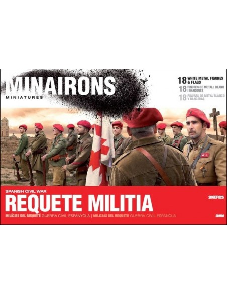20mm Milícia del Requeté