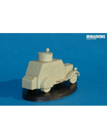 1/100 Bilbao AFV - Boxed set