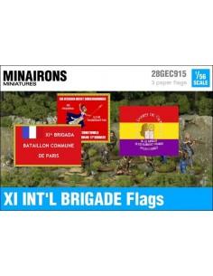 1/56 Banderes de la XI Brigada Internacional