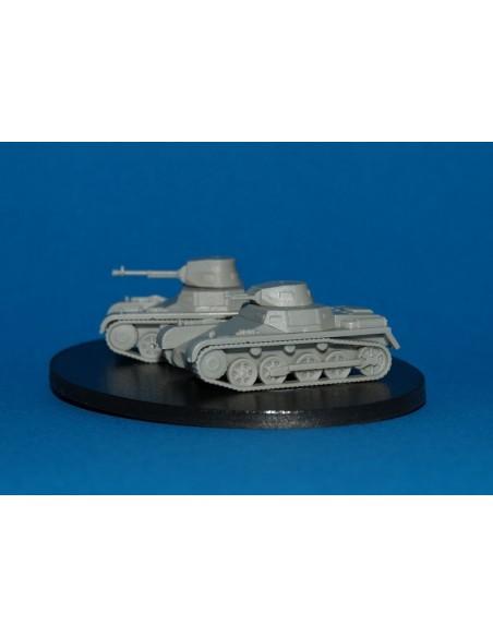 1/100 Panzer I A - Caja de 5