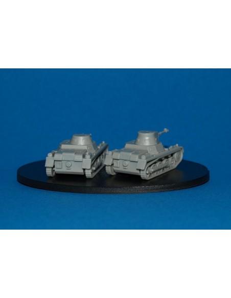1/100 Panzer I A - Capsa de 5