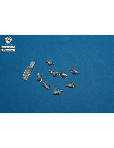 1/450 Light guns