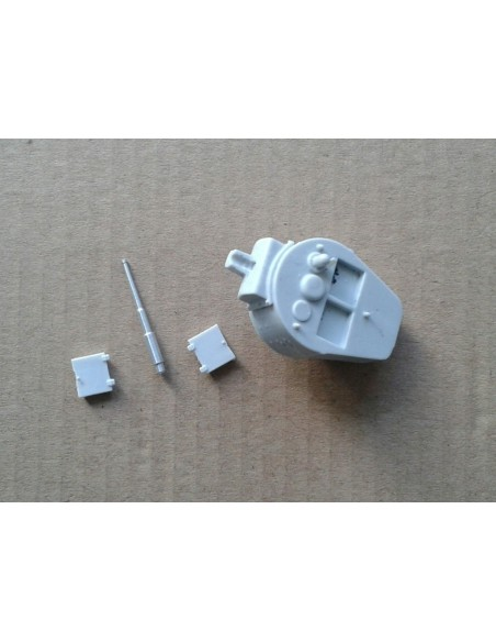 1/72 Turret for T-26, BT-5 & BA-6