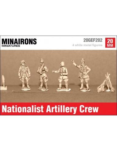 """20mm Artilleros """"nacionales"""""""