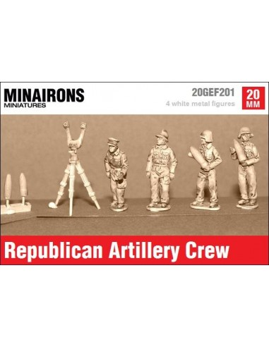 20mm Artillers republicans