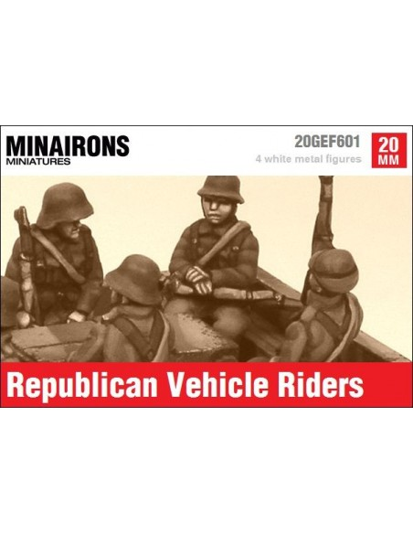 20mm Republican Vehicle riders