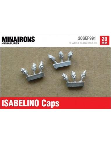 20mm Gorros isabelinos (m)