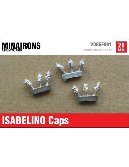 20mm Isabelino caps (m)