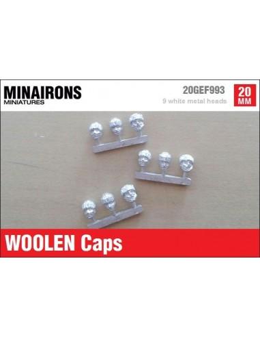 20mm Gorras de lana (m)