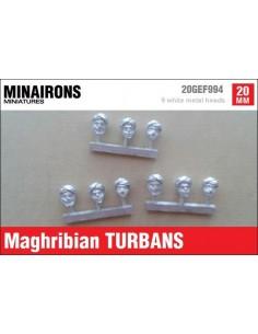 20mm Maghribian turbans (m)