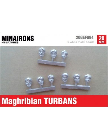 20mm Turbans (m)