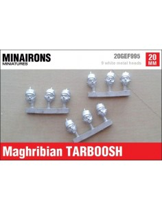 20mm Tarbuix magribins (m)