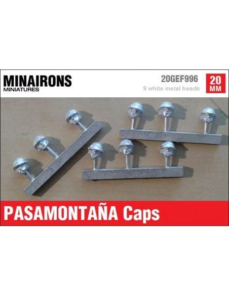 20mm Pasamontañas (m)