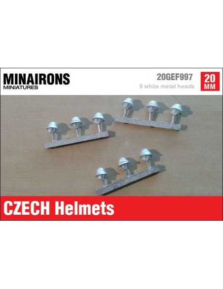 20mm Czech helmets (m)