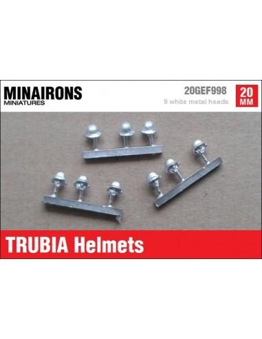 20mm Trubia helmets (m)