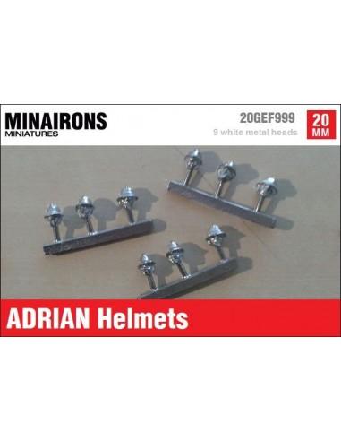 20mm Adrian helmets (m)