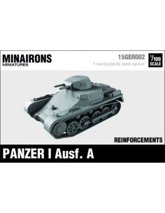 1/100 Panzer I A - Single sprue