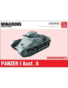 1/72 Panzer I A - Single sprue