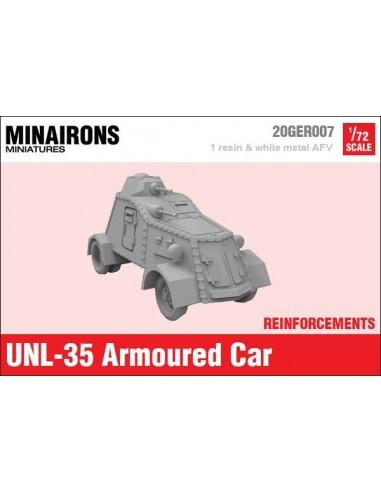 1/72 Blindado UNL-35 - Modelo suelto