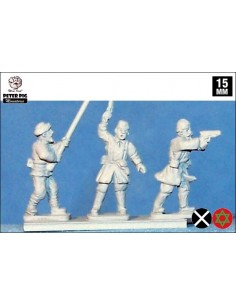 15mm Oficials marroquins