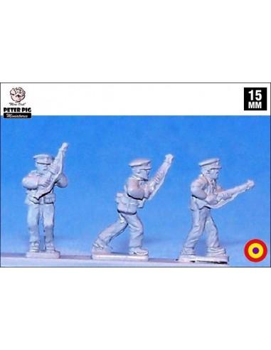 15mm Guàrdies d'Assalt avançant