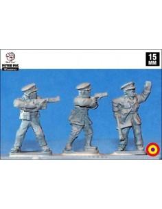 15mm Oficiales de la Guardia de Asalto