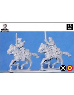 15mm Cavalry in cap