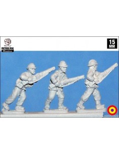 15mm International Brigade w/ Adrian helmet