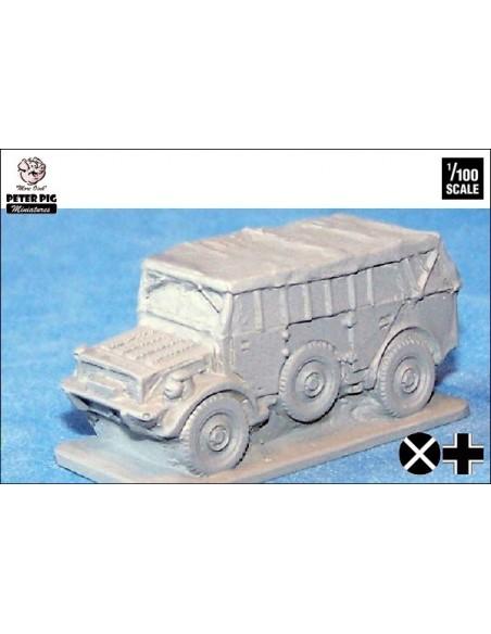 1/100 Automóvil Horch (cubierto)