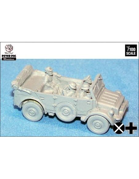 1/100 Automòbil Horch (descobert)