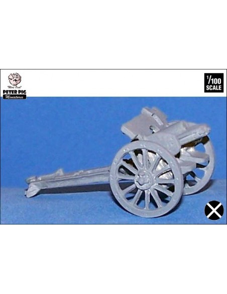 15mm Obús alemán de 105mm