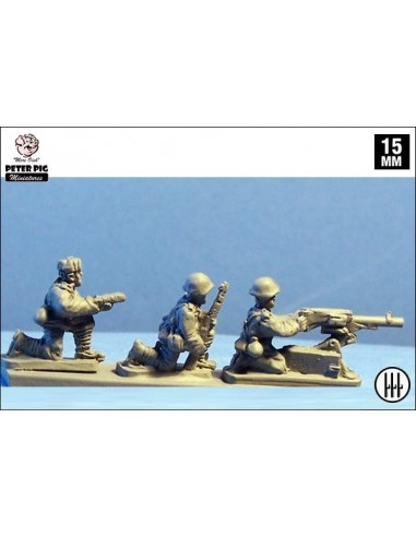 15mm Italian HMGs