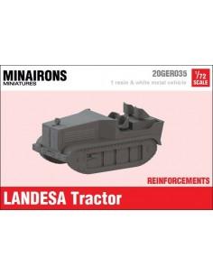 1/72 Tractor Landesa - Model sòlt