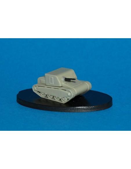 1/100 IGC Sadurní Tank - Single model