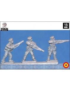 15mm Brigadistes amb boina