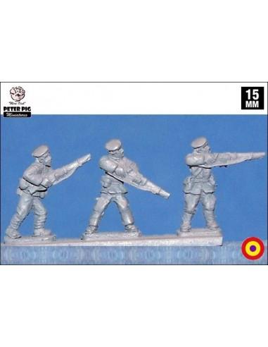 15mm Brigadistas internacionales