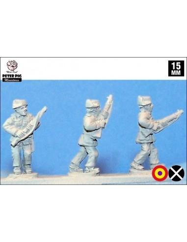 15mm Civil Guards