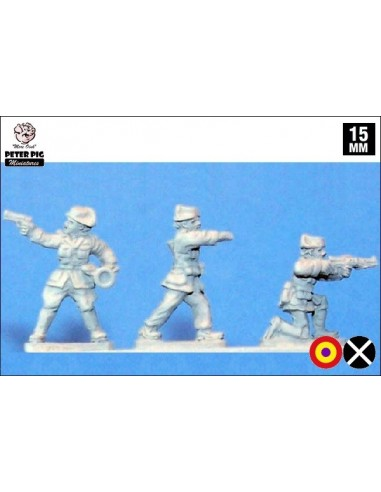 15mm Civil Guard command