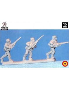 15mm Brigadistes en passamuntanyes
