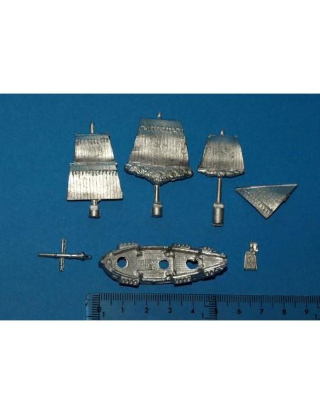 1/450 Flute medium ship