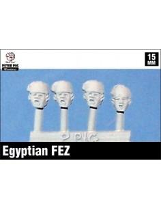 15mm Egyptian style fez