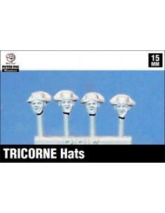 15mm Tricornis