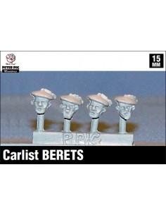 15mm Boinas carlistas