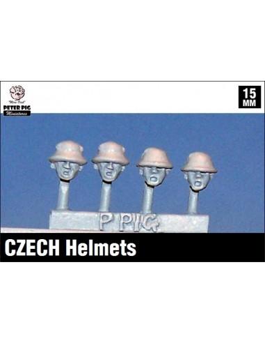 15mm Cascos checos