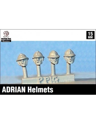 15mm Adrian helmets