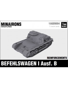 1/100 Befehlswagen I ausf. B - Single model