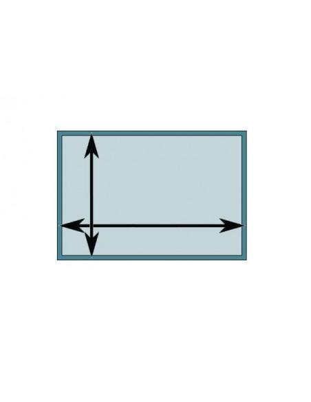 Peanas rectangulares