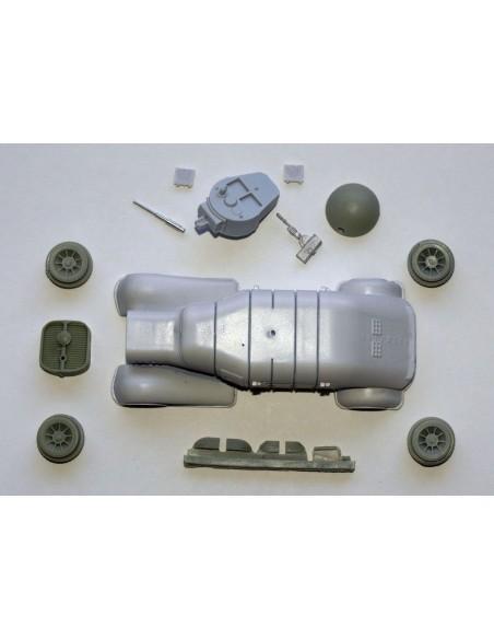 1/72 Hispano Suiza MC-36 - Caja de 1
