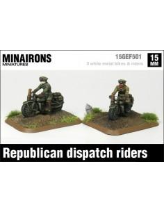 15mm Republican dispatch riders
