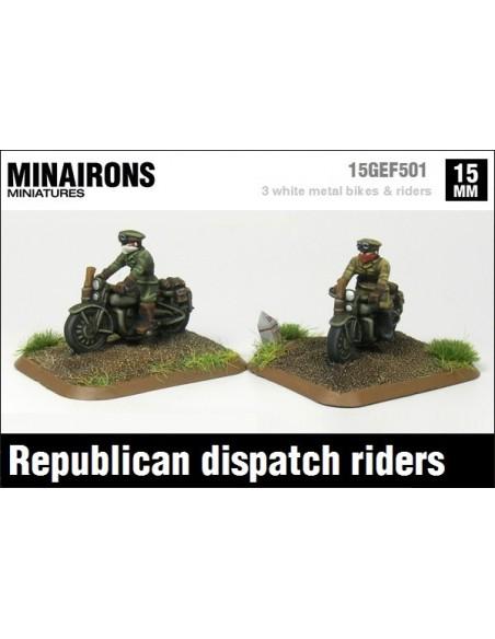 15mm Enlaces motorizados republicanos